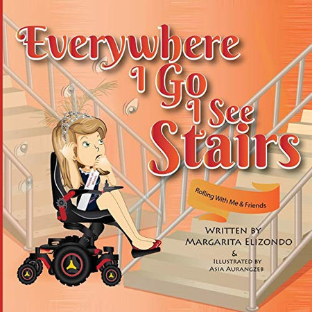 Everywhere I Go I See Stairs: Rolling With Me & Friends