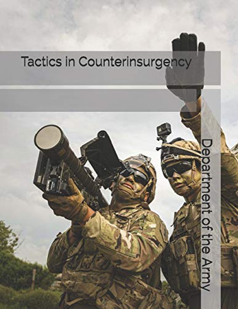 Tactics in Counterinsurgency