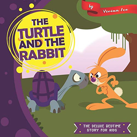 The Turtle and the Rabbit (The Deluxe Bedtime Story for Kids)