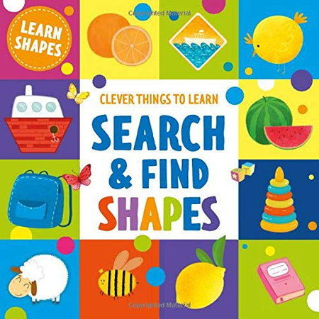 Search and Find Shapes (Clever Things To Learn)