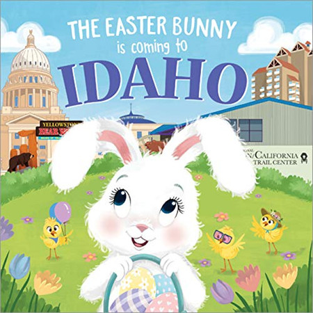 The Easter Bunny Is Coming to Idaho