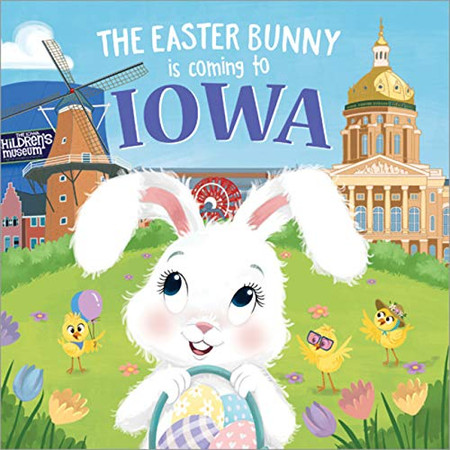 The Easter Bunny Is Coming to Iowa