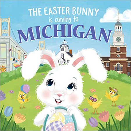 The Easter Bunny Is Coming to Michigan