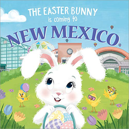 The Easter Bunny Is Coming to New Mexico