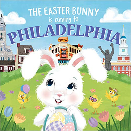 The Easter Bunny Is Coming to Philadelphia