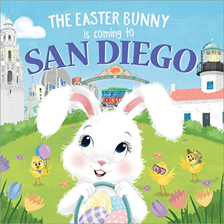 The Easter Bunny Is Coming to San Diego