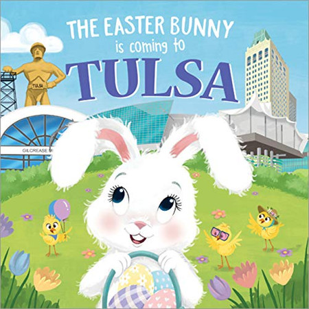 The Easter Bunny Is Coming to Tulsa