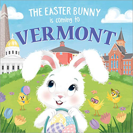 The Easter Bunny Is Coming to Vermont
