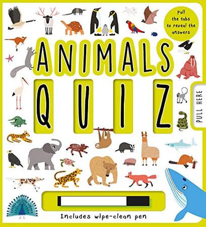 My Animals Quiz Book