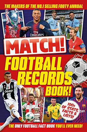 The Match! Record Book (6)