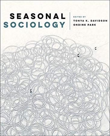 Seasonal Sociology - 9781487594091