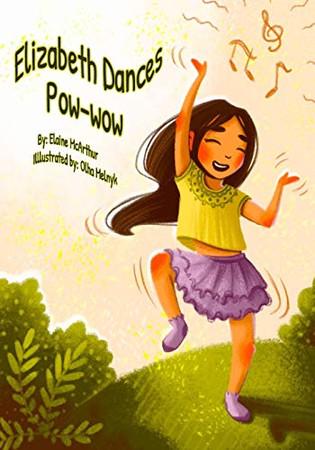Elizabeth Dances Pow-wow