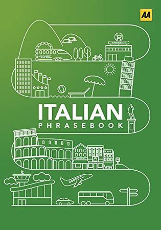 Italian Phrasebook (AA Phrasebooks)