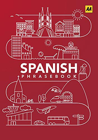 Spanish Phrasebook (AA Phrasebooks)