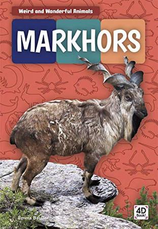 Markhors (Weird and Wonderful Animals)
