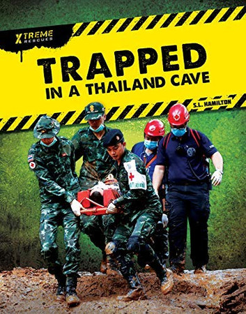 Trapped in a Thailand Cave (Xtreme Rescues)