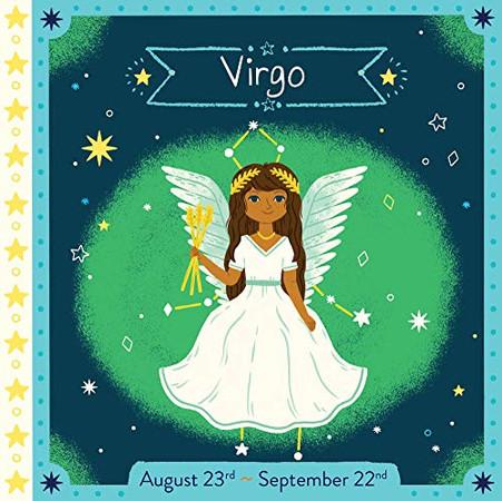 Virgo (My Stars) (Volume 12)