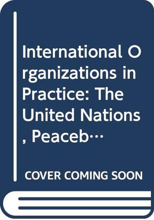 International Organizations in Practice: The United Nations, Peacebuilding and Praxiography (New International Relations)