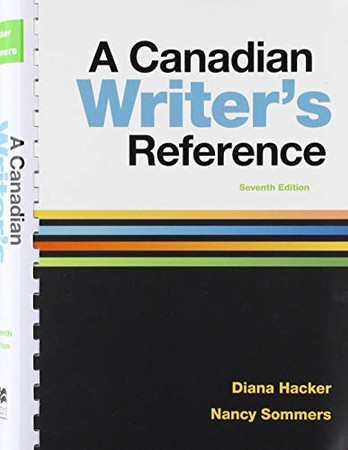 A Canadian Writer's Reference & Documenting Sources in APA Style: 2020 Update