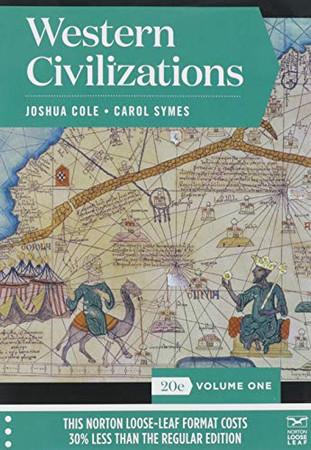 Western Civilizations - 9780393418859