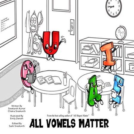 All Vowels Matter