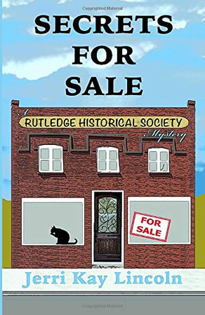 Secrets for Sale (A Rutledge Historical Society Cozy Mystery)