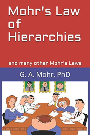 Mohr's Law of Hierarchies: and many other Mohr's Laws