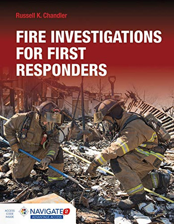 Fire Investigations for First Responders includes Navigate Advantage Access