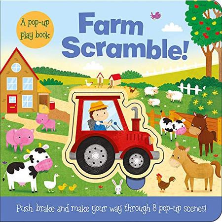 Farm Scramble! (Push and Play)