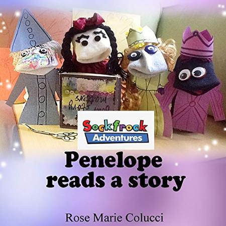 Penelope Reads a Story