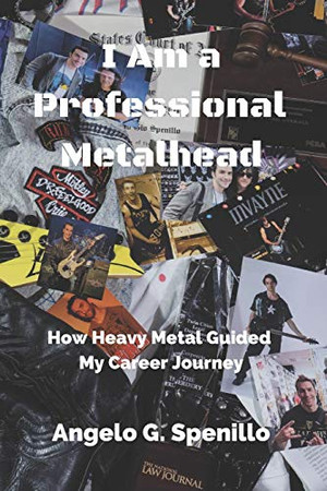 I Am a Professional Metalhead: How Heavy Metal Guided My Career Journey