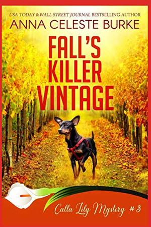 Fall's Killer Vintage Calla Lily Mystery #3 (Calla Lily Mystery Series)