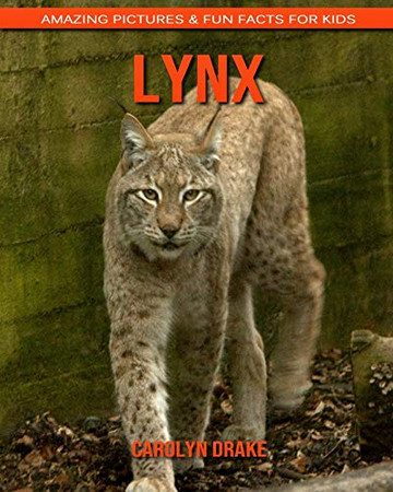 Lynx: Amazing Pictures & Fun Facts for Kids