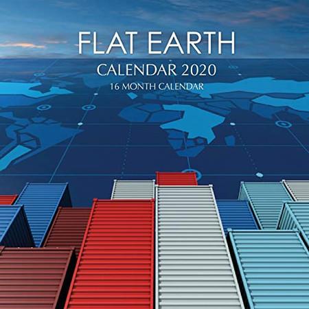 Flat Earth Calendar 2020: 16 Month Calendar