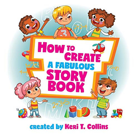 How to Create a Fabulous Storybook