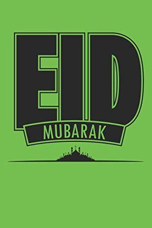 Eid Mubarak: Ramadan I Muslim I Islamic I Arabic