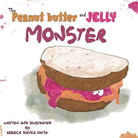 The peanut butter and jelly monster