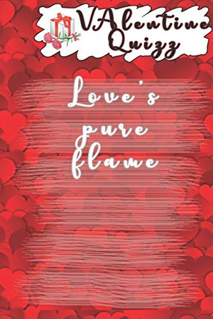 Valentine QuizzLove's pure flame: Word scramble game is one of the fun word search games for kids to play at your next cool kids party