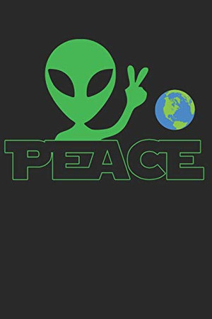ALIEN AND UFO: Alien and UFO Notebook   Gift idea for conspiracy theorists and UFO lovers - 9781673534016