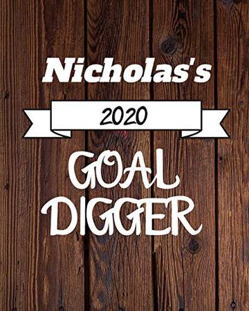Nicholas's 2020 Goal Digger: 2020 N