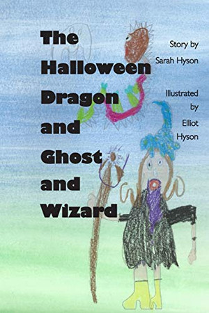 The Halloween Dragon and Ghost and Wizard