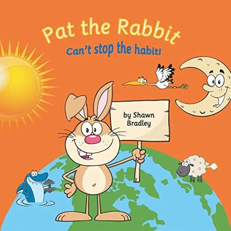 Pat the Rabbit: Can't stop the habit!