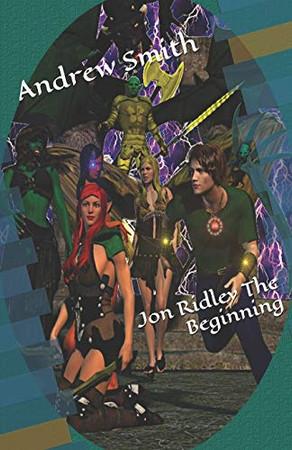 JON RIDLEY THE BEGINNING