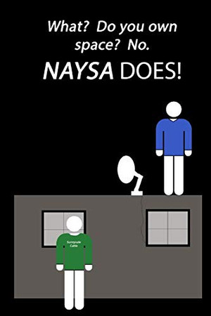 What? Do you own space? No, NAYSA does!
