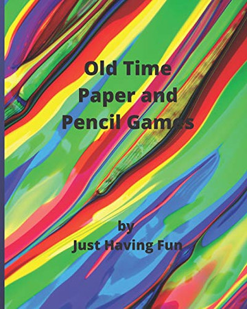 Old Time Paper and Pencil Games