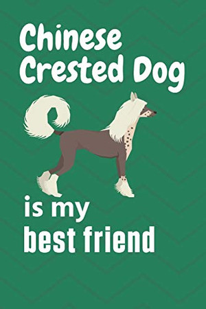 Chinese Crested is my best friend: For Chinese Crested Dog Fans