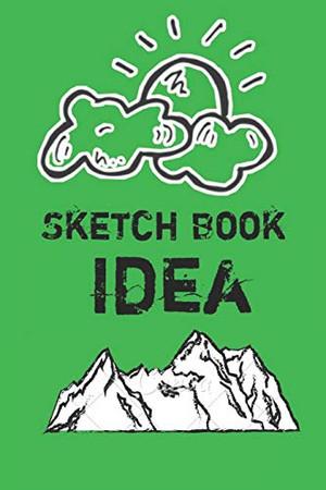 sketch book idea: notebook , sketch book for your ideas