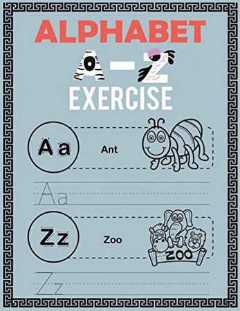 Alphabet a-z exercise with cartoon: Cartoon Pictures alphabet letters met cartoon photos (English Alphabets A-Z ... & Coloring Vocabulary Flashcards Worksheets)