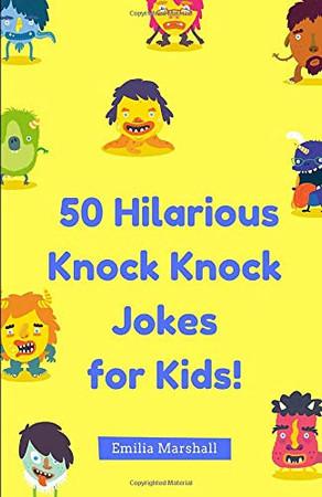 50 Hilarious Knock-Knock Jokes for Kids!