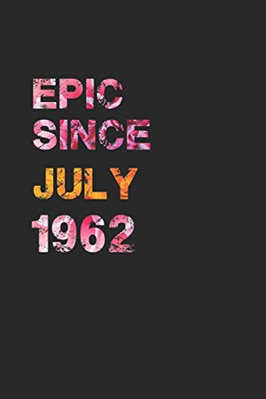 EPIC SINCE JULY 1962: Awesome ruled notebook